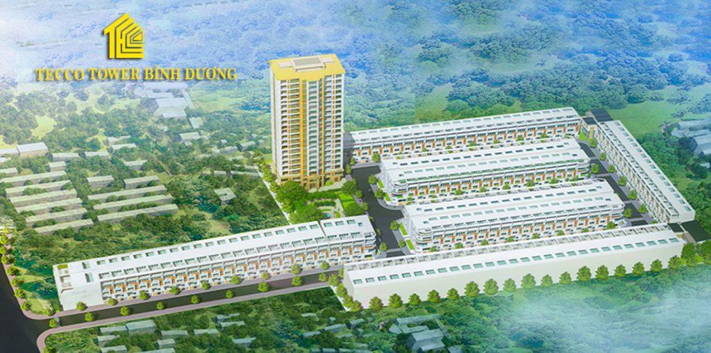 Du an Tecco Tower Binh Duong