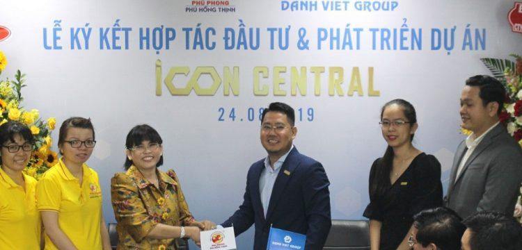 Phu Hong Thinh ky ket hop tac