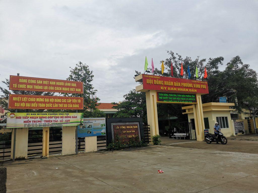 UBND phuong vinh phu