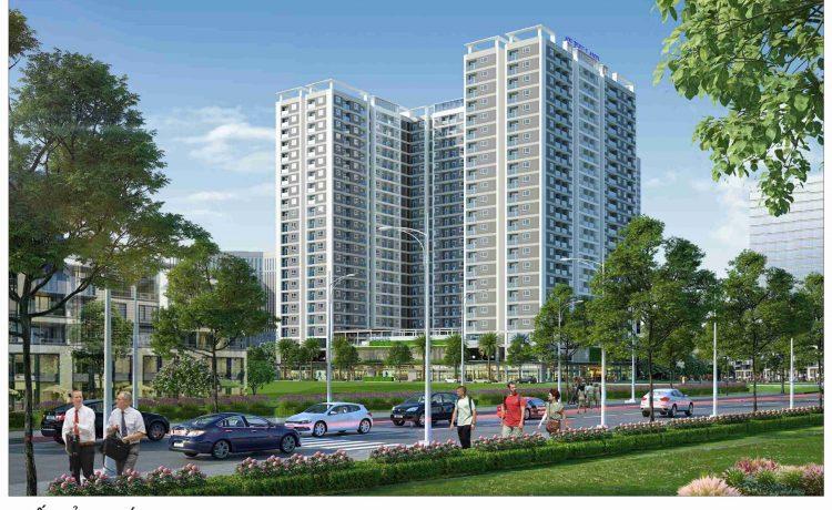 Phoi canh du an Tecco Us Apartment