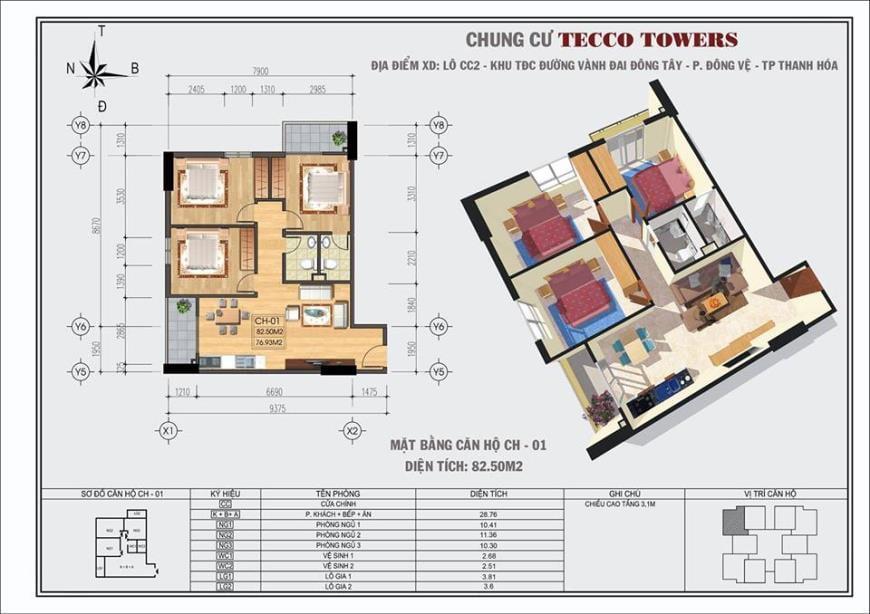 mat bang tecco tower thanh hoa -01