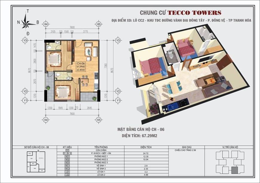 mat bang tecco tower thanh hoa -06