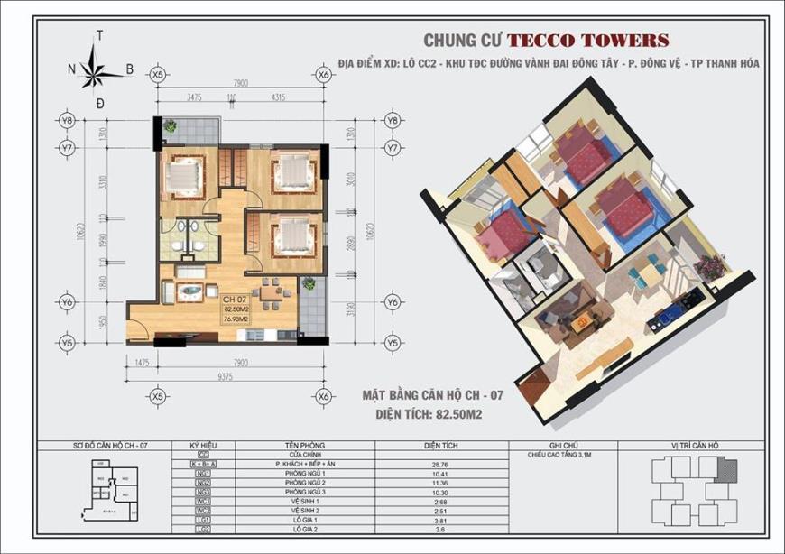 mat bang tecco tower thanh hoa -07